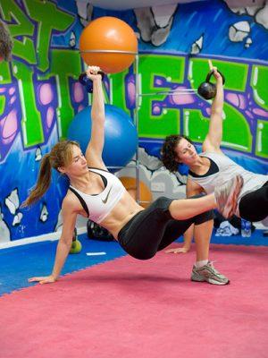Indoor classes at BHASVIC, Hove